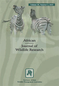 South African Journal of Wildlife Research